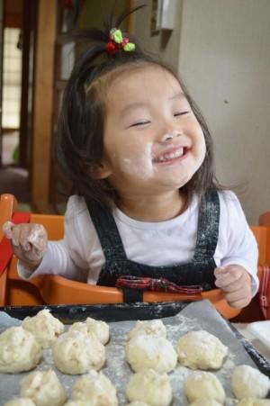 子どもと一緒にお菓子を作ろう2