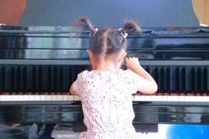 ピアノはいつから?1