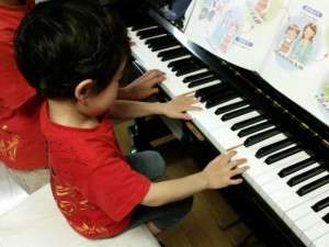 ピアノはいつから?2
