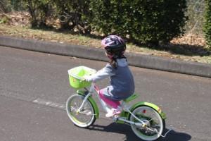 暖かくなったら、自転車に乗ろう!安全に乗るための、3つのルール2