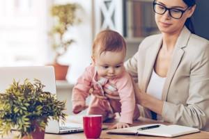 育児と仕事の両立って難しい!?1