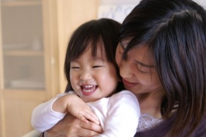 ママの疲れは子どもが癒してくれる!子どもによる3つのセラピー1