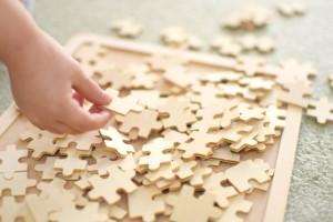 パズル遊びのもたらす、5つの効果1