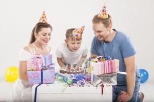お誕生日会は、子どもの世界を知るチャンス!1