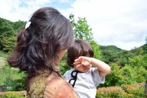 智恵のついた2歳児の叱り方2