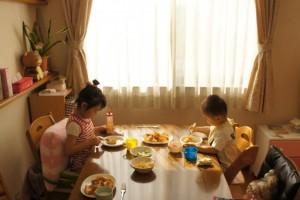 朝ごはんをちゃんと食べよう!2