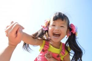 子どもの笑顔があれば、それでいい1