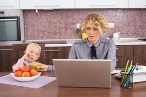 フランス人女性も苦労する?子育てと仕事の両立2